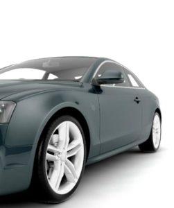 Beautifully detailed Audi