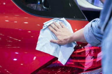 We Use the Best Products for Car Detailing